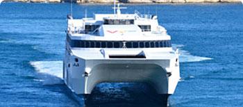 ferry favignana