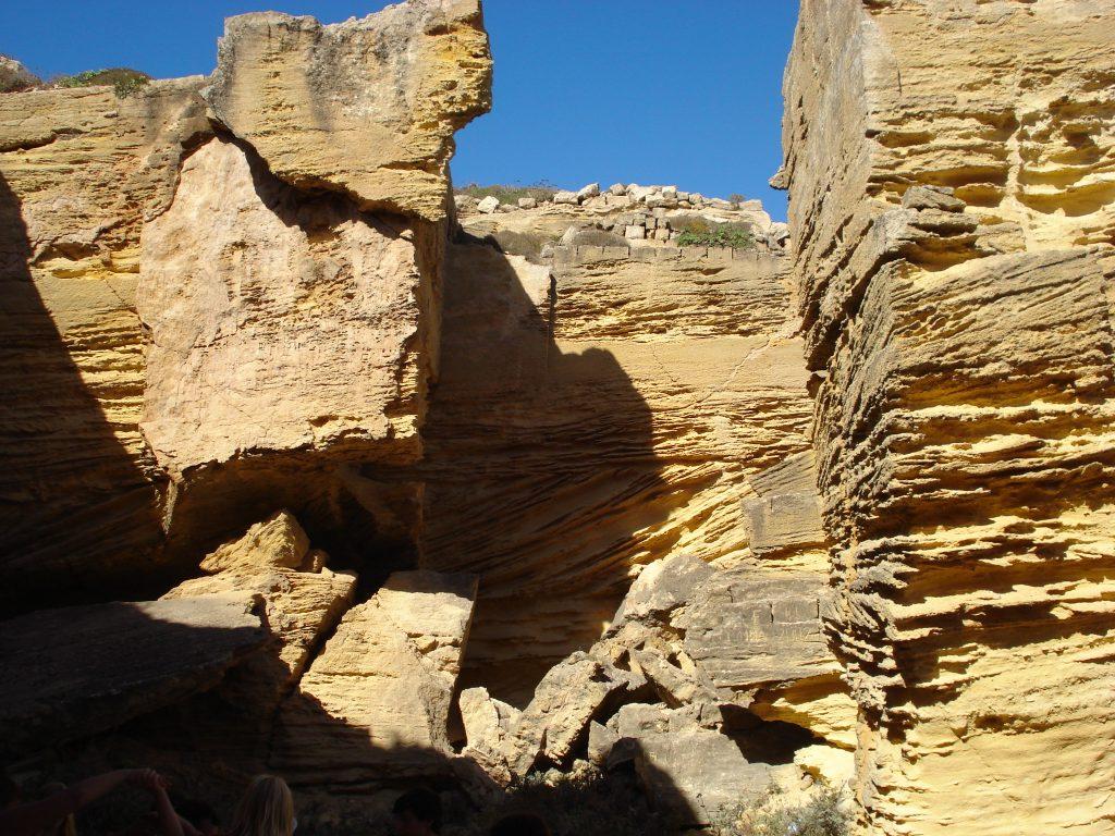 Cuevas de Tufo